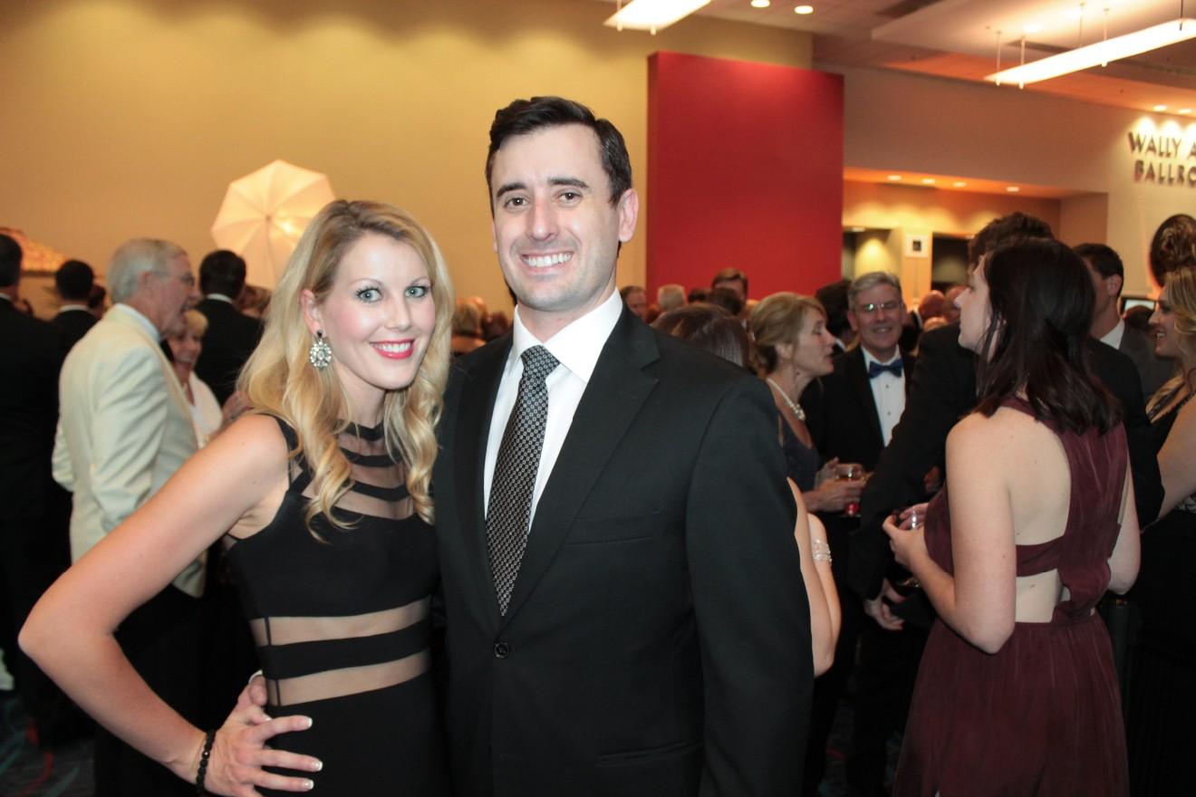 Lydia and Dr. Chris McClinton