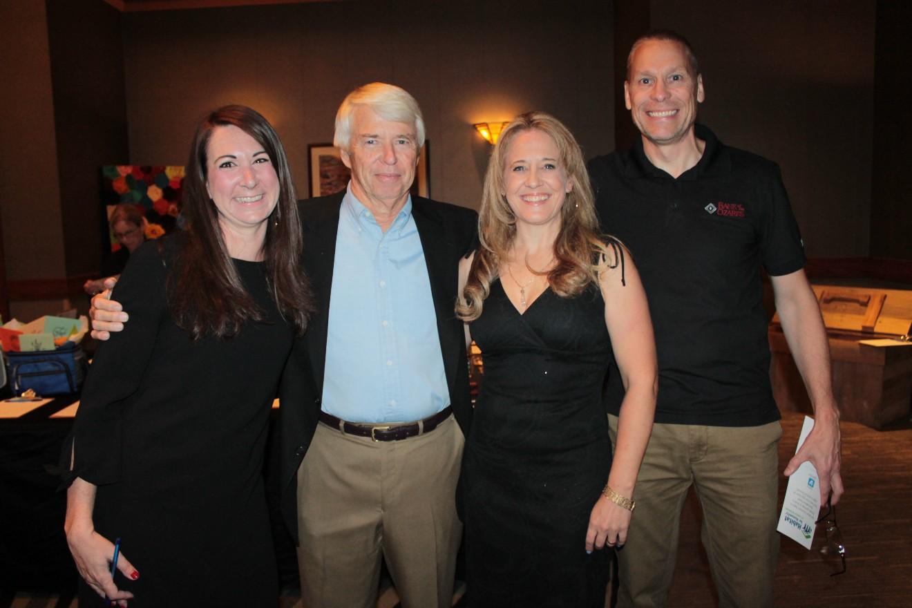 Kelley Sims, Bill Plunkett, Jennifer Reid, Eric Gustafson