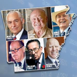 'Trump Bump' Benefits Arkansas Stockholders