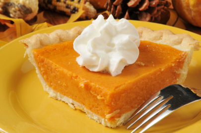 Recipe: Soy Sweet Potato Pie
