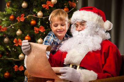 Capital Hotel Announces Lunch With Santa and Mrs. Claus