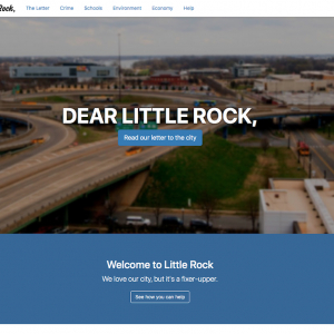 'Dear Little Rock' Does City A Disservice (Blake Rutherford Commentary)