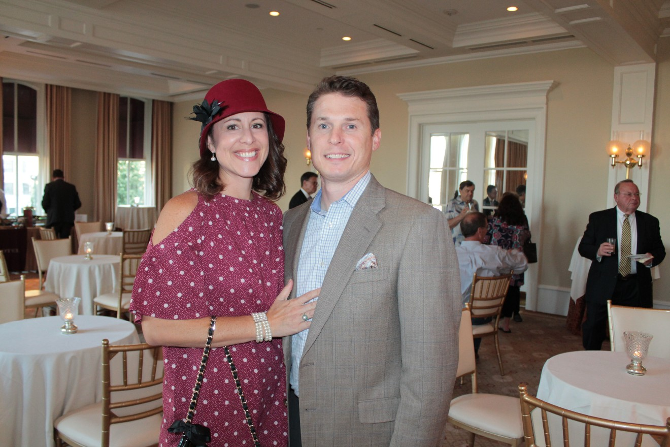 Rebecca and Joshua Townsend