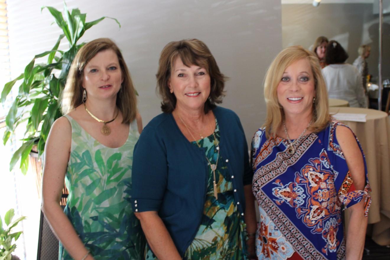 Elizabeth Clogston, Wanda Martin, Nancy Price