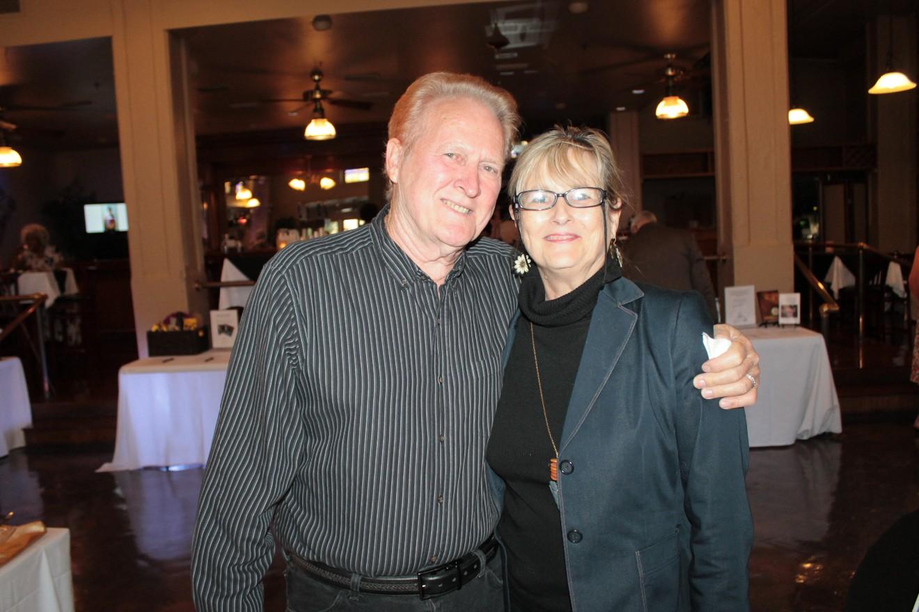 Sammy and Kathleen King