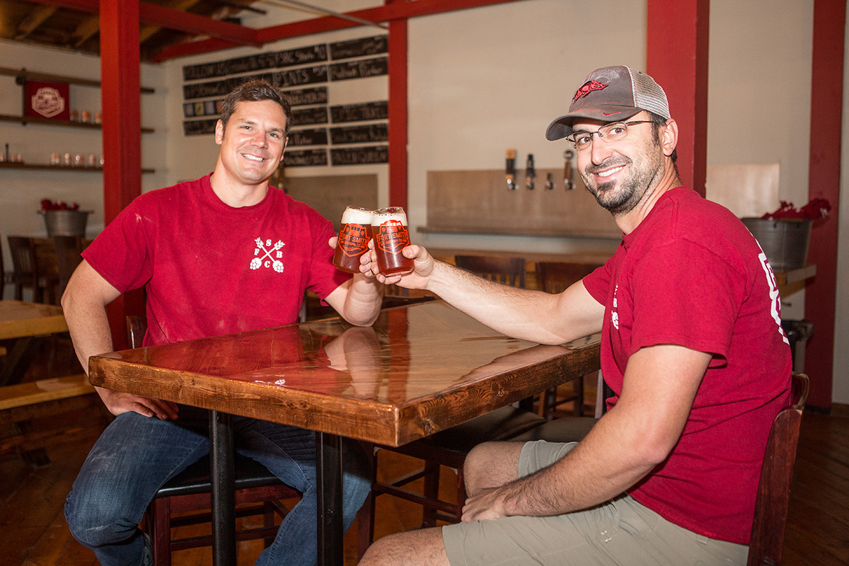 Craft Brews Make Home in Fort Smith