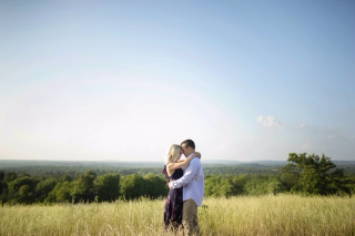 Conway Engagement: Courtney + Cameron