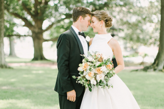 Real Arkansas Wedding: Erin Hohnbaum & Jackson Farrow of Little Rock