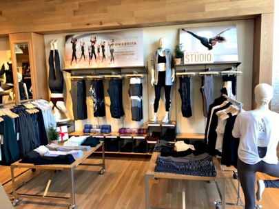 Athleta Now Open at The Promenade