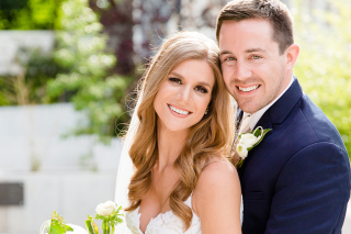 Real Bentonville Wedding: Allie Sbarra & Jackson Smith of Rogers