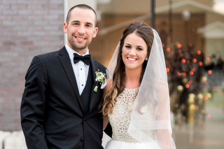 Real Northwest Arkansas Wedding: Brianna Rae & Joe Maurer of Bentonville