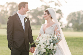 Real Arkansas Wedding: Katie Willis & Clayton Borengasser of Little Rock