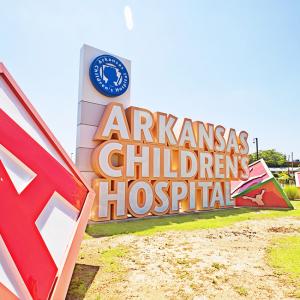 Arkansas Children's Touts $1M, $500K Gifts