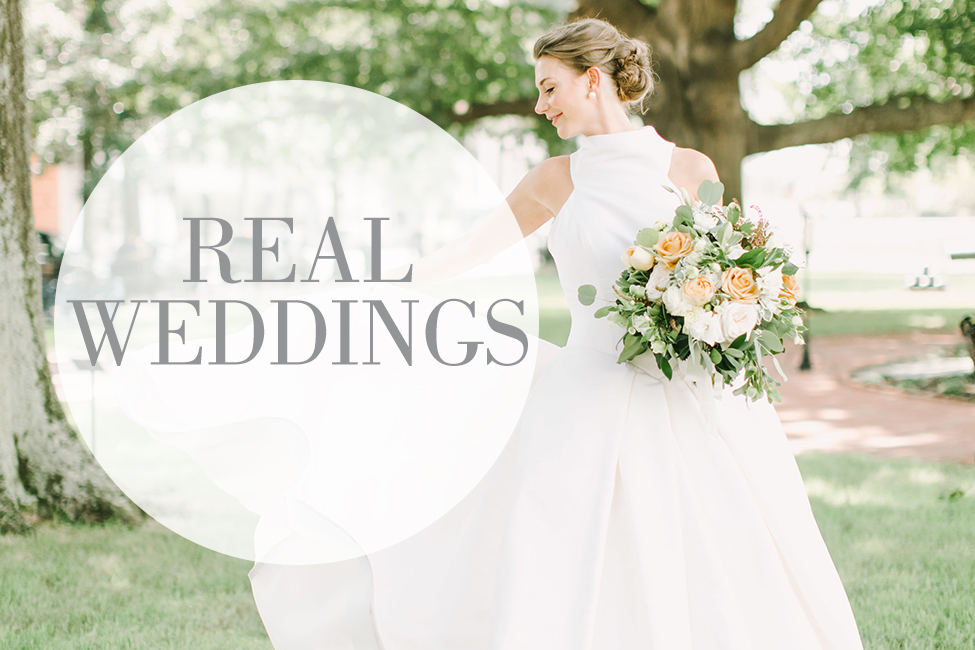 Real Weddings Title Page Spring Summer 2018