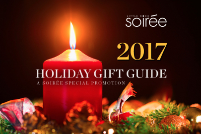 Little Rock Soirée's Holiday Gift Guide 2017
