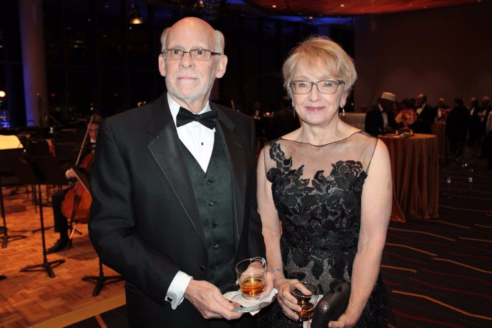 Dr. Jim and Susan Marsh