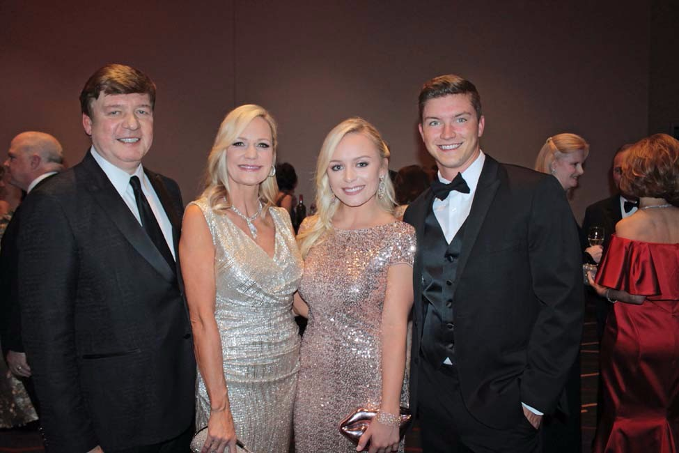Herren and Susan Hickingbotham, Hayden Hickingbotham, Jack Easby-Smith