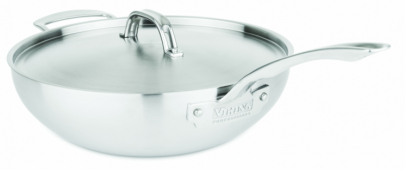 Holiday Giveaway: Win a Chef's Pan from Viking Cooking School/The Alluvian Hotel