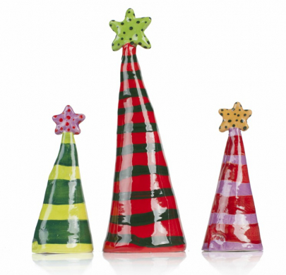 Holiday Giveaway: Christmas Tree Decorations from Box Turtle