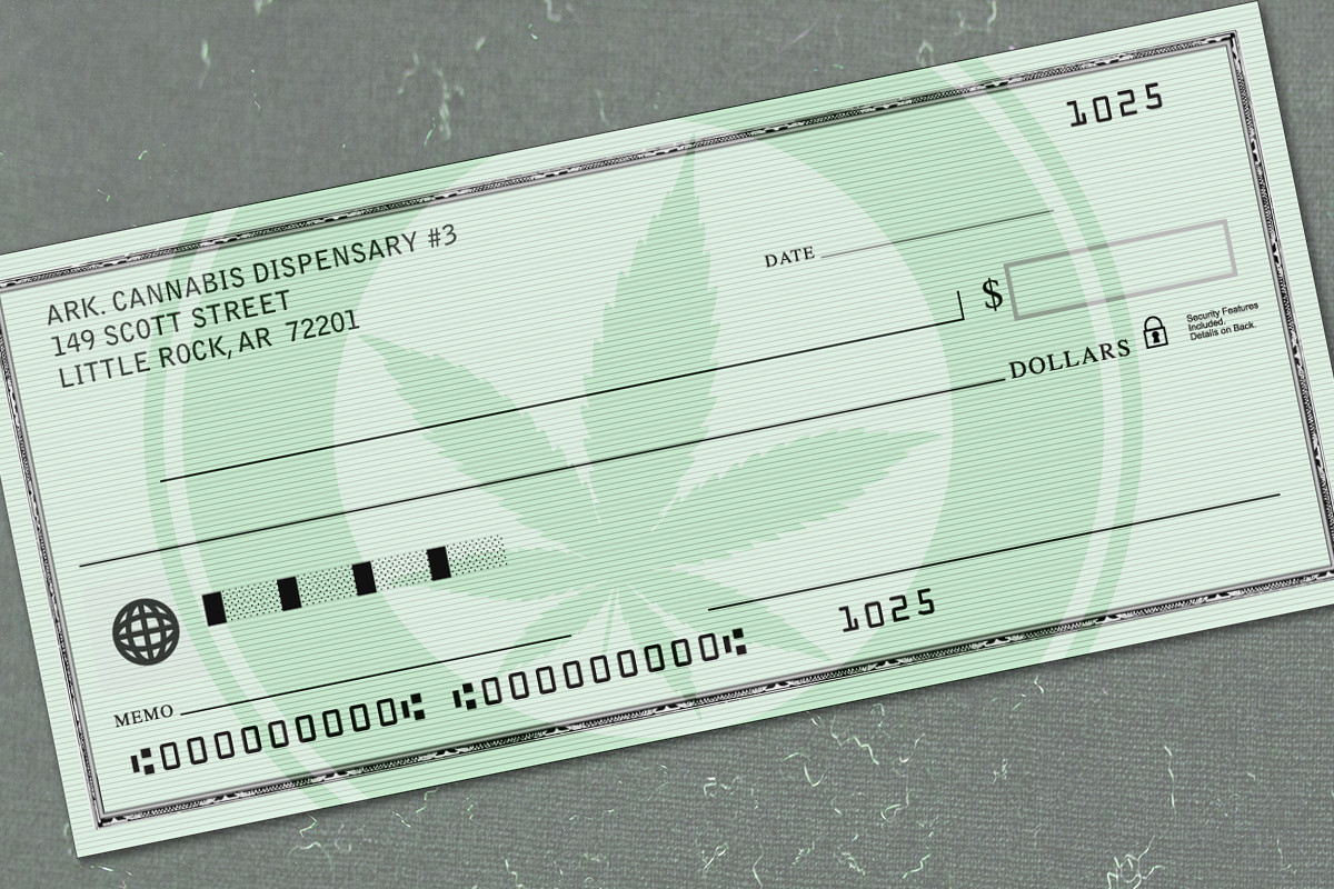 Arkansas Bank 'Moving Forward' on Servicing Medical Marijuana Industry