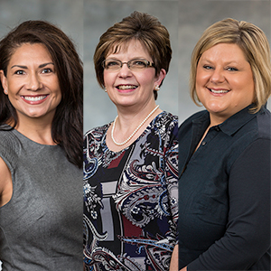 Stone Bank Hires Three from Heartland (Movers & Shakers)