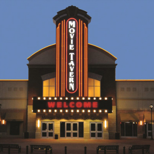 Movie Tavern Premiere Moves Closer at Gateway Town Center