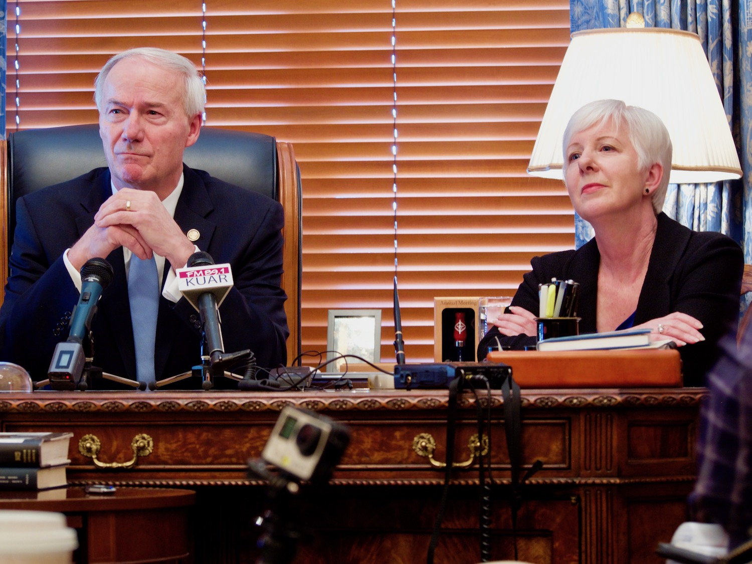 Bill to keep Arkansas Medicaid plan advances