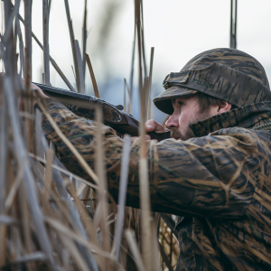 Filson and Mossy Oak Partner On a New Line of Waterfowling Gear