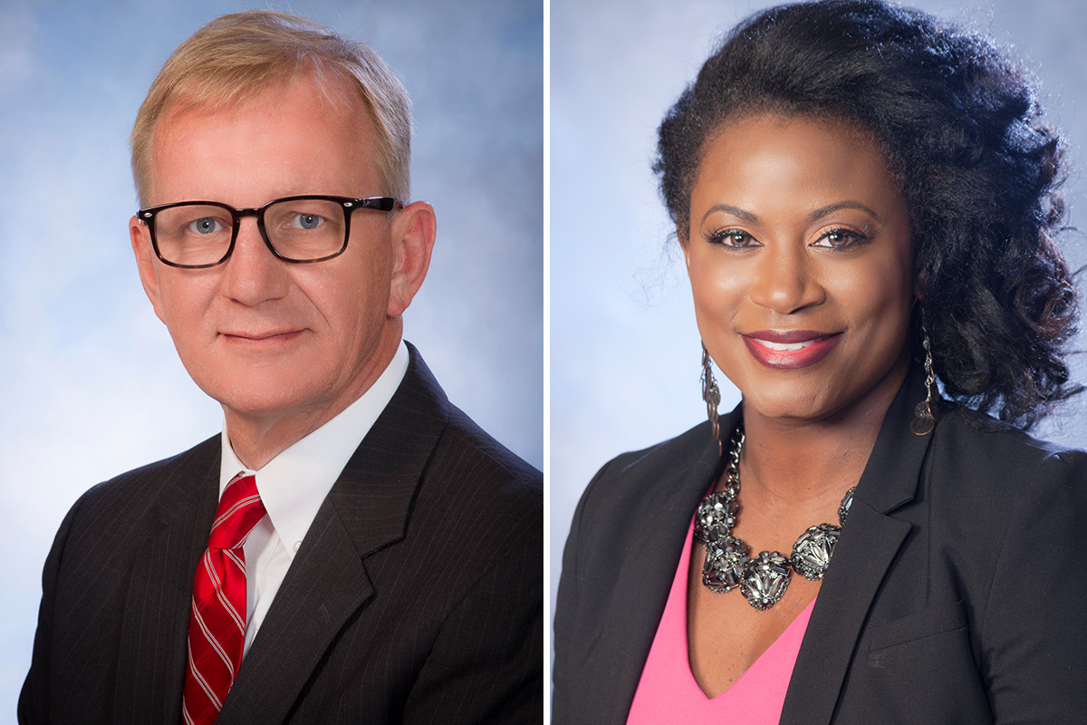 Gauger, Lee Advance at Arkansas Blue Cross & Blue Shield (Movers & Shakers)