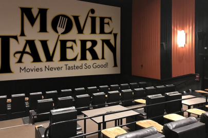 Dine and Recline at Little Rock's New Movie Tavern
