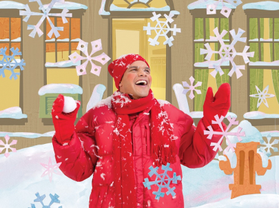 Watch 'The Snowy Day' Come to Life on Stage at Arkansas Arts Center