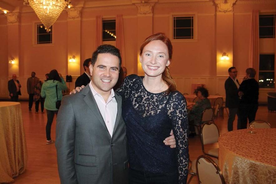 Warwick and Jessica Sabin