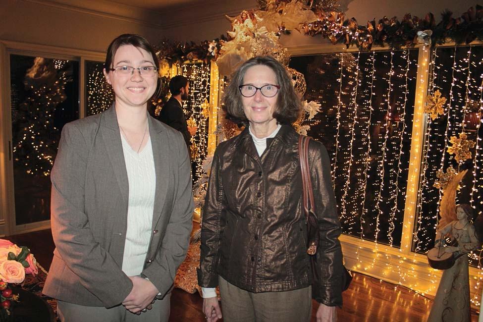 Heather Burgess, Claire Reiss