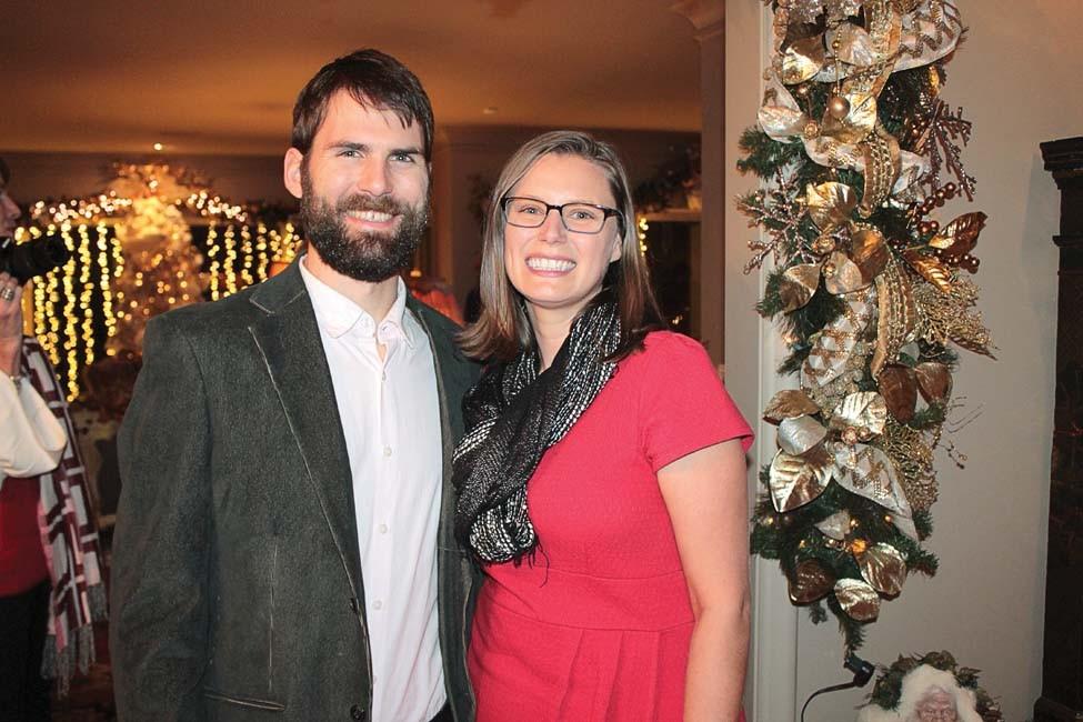 Frank and Sarah Webbe