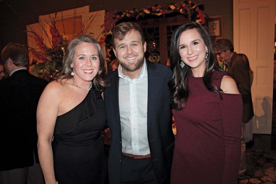Jacquelyn King, Josh and Ashlyn Phillips