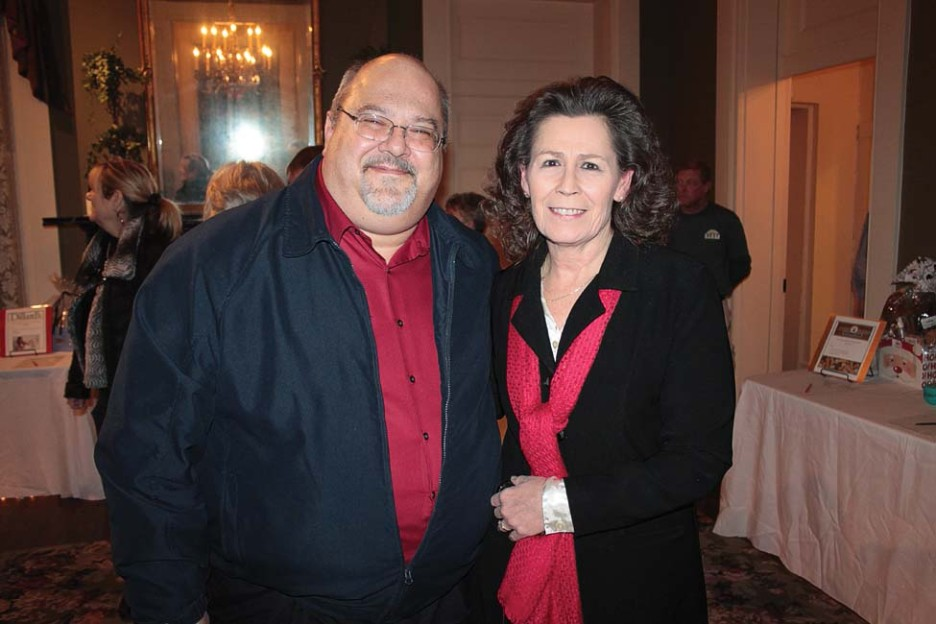Tracy and Cheryl Roark
