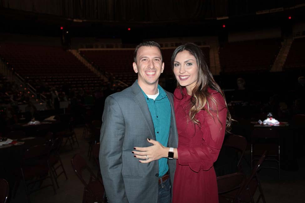 Michael and Marissa Jared
