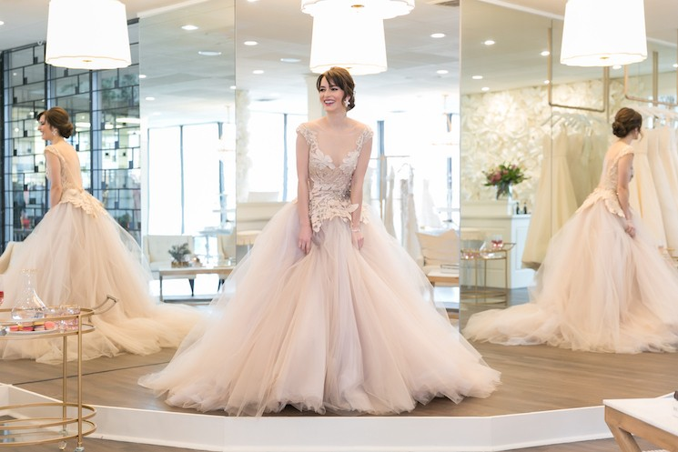 New Bridal Boutique Alert: Unveiled Bridal Collection