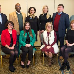 New PRSA Officers Plan Big Year