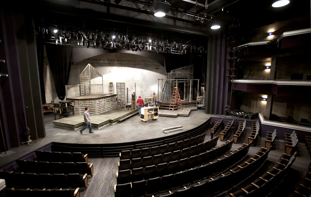 The Rep Stage, Arkansas Repertory Theatre