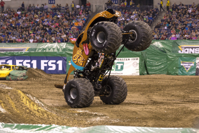 Monster Jam Coming to Verizon Arena