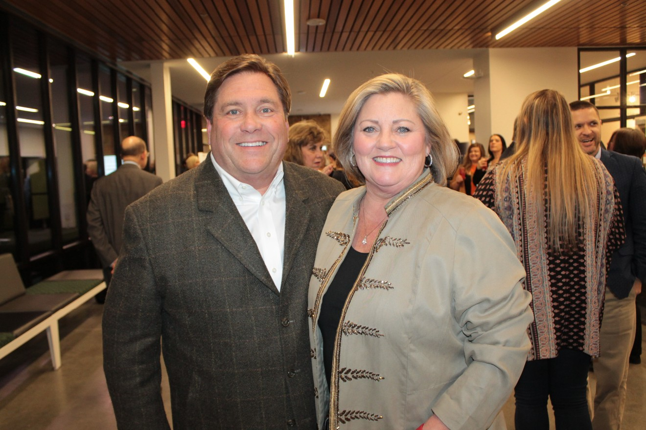 Jim and Kathleen Cargill