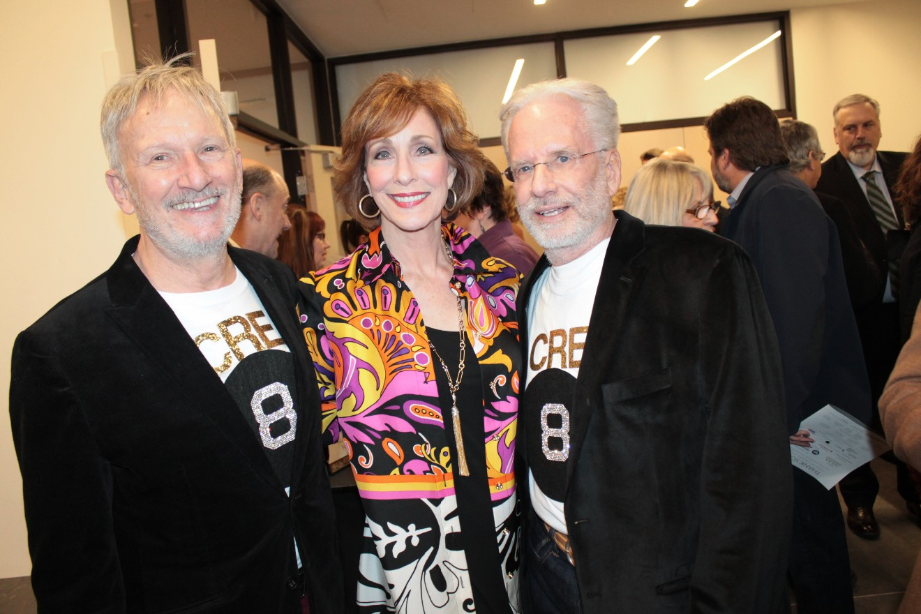 Joe Campo, Carole Smith, Terry Jefferson