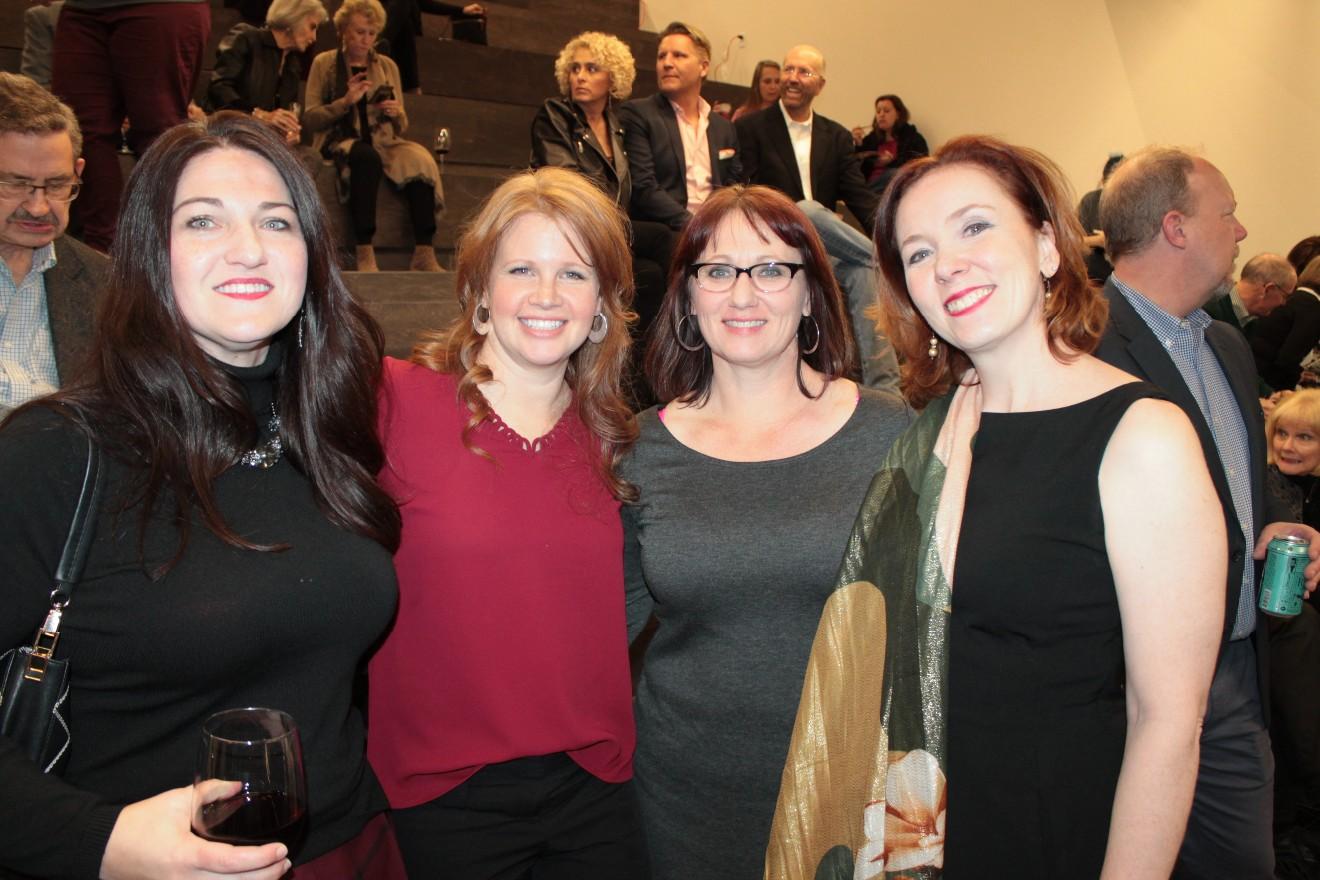 Shanna Smiley, Tina Mitchell, Lisa Mullis, Chantal Roberts