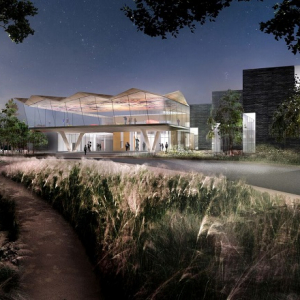 Arts Center Unveils Plans for $70M Redesign