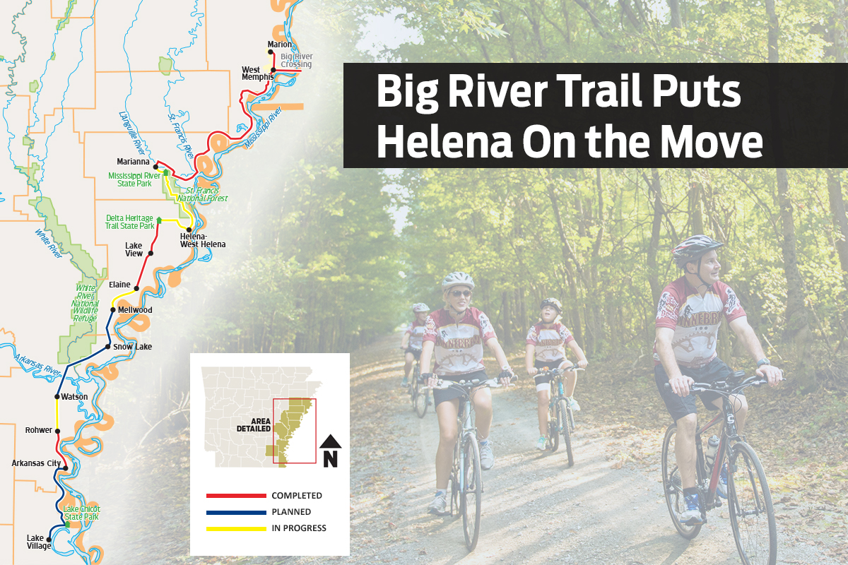 Big River Trail Blazing Adds More Mileage To Tourism Byway ...