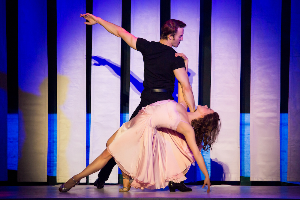 Dirty Dancing, Celebrity Attractions, Robinson Center