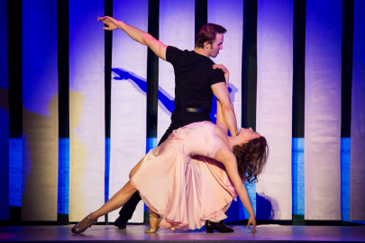 'Dirty Dancing' Takes the Stage This Weekend