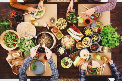 Table 28 Unveils Vegan Nights Menu