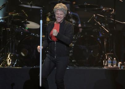 Photos: Bon Jovi at Verizon Arena